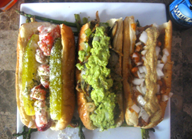 Gourmet Hot Dog Recipes