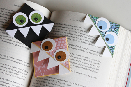 Kids Bookmark Craft