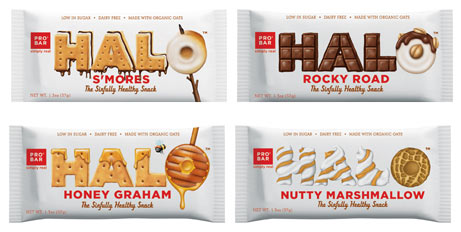 HALO Bars by ProBar Review