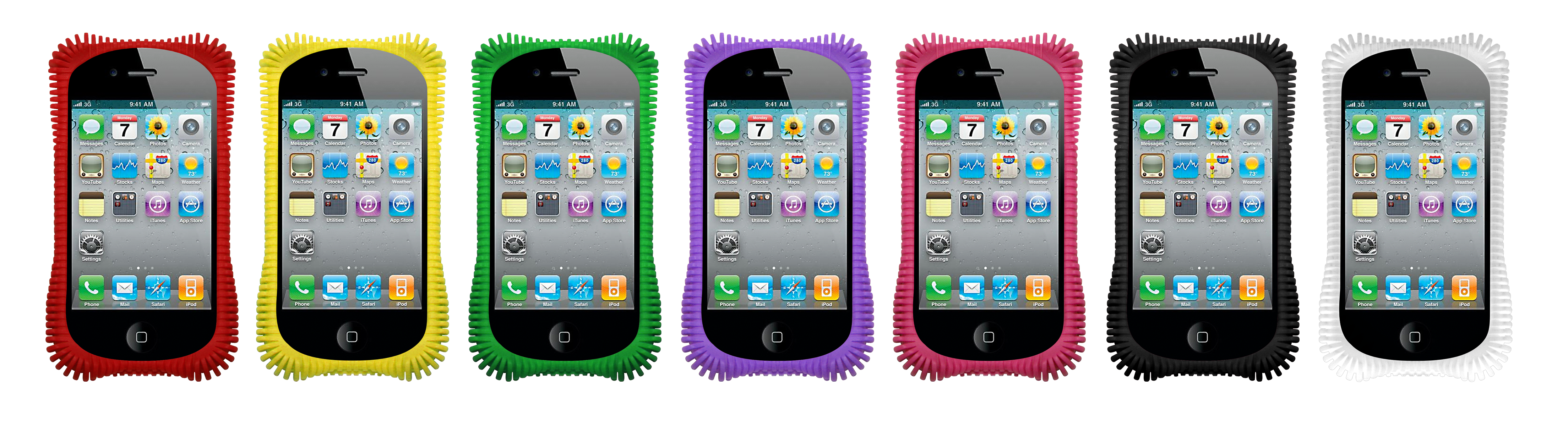 RIBBZ Protective IPhone Cases