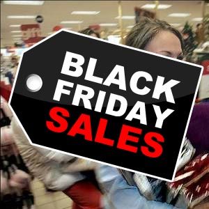 Black Friday 2011 Sales