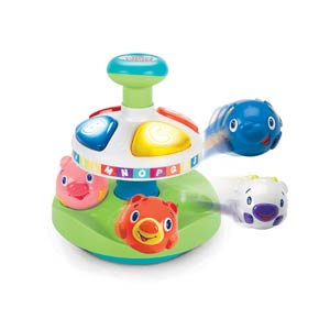 Bright Starts Having a Ball™ Alphabet Pop Top™