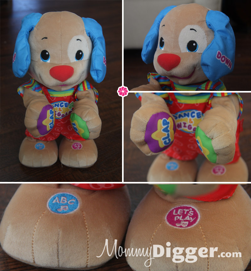 Fisher-Price Laugh and Learn Dance and Play Puppy Review