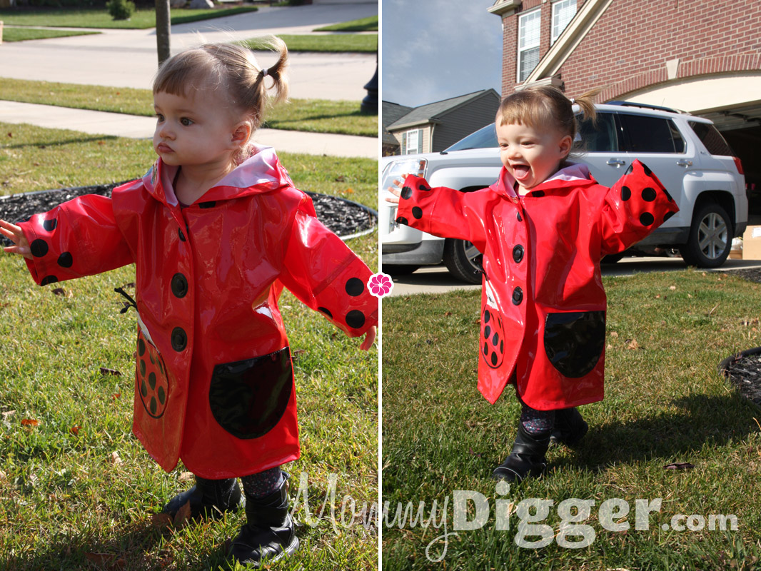 Kidorable Rain Coat Review