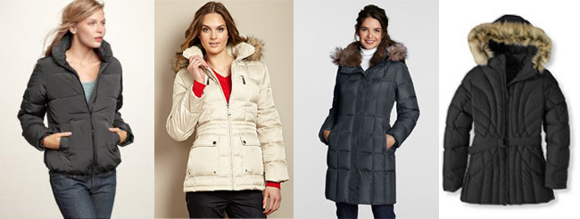 Quality Coat Challenge Review with LL Bean, Lands' End, Gap and Nautica