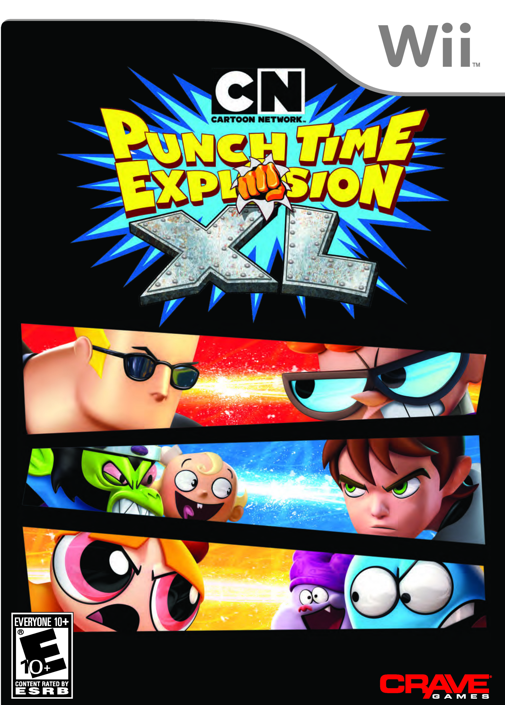 Cartoon Network Punch Time Explosion-XL Wii Review
