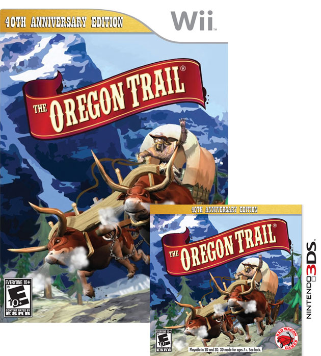 OregonTrail Wii or Nintendo DS