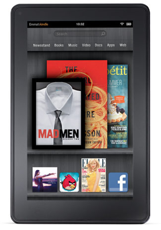 Amazon Kindle Fire Tablet Giveaway