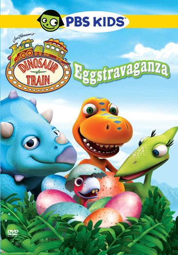 Dinosaur Train EGGSTRAVAGANZA DVD