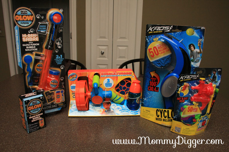 Imperial Toy Bubbles and Water Balloons Review