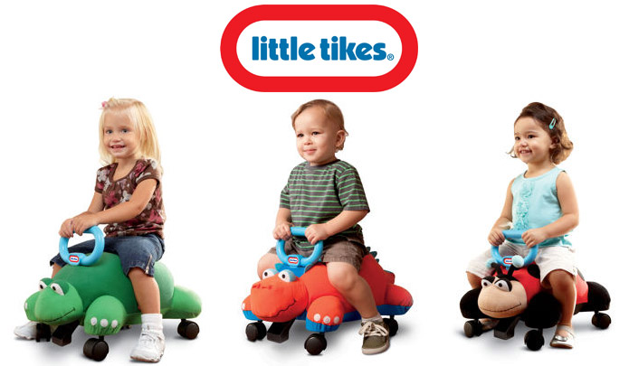 Little Tikes Pillow Racers