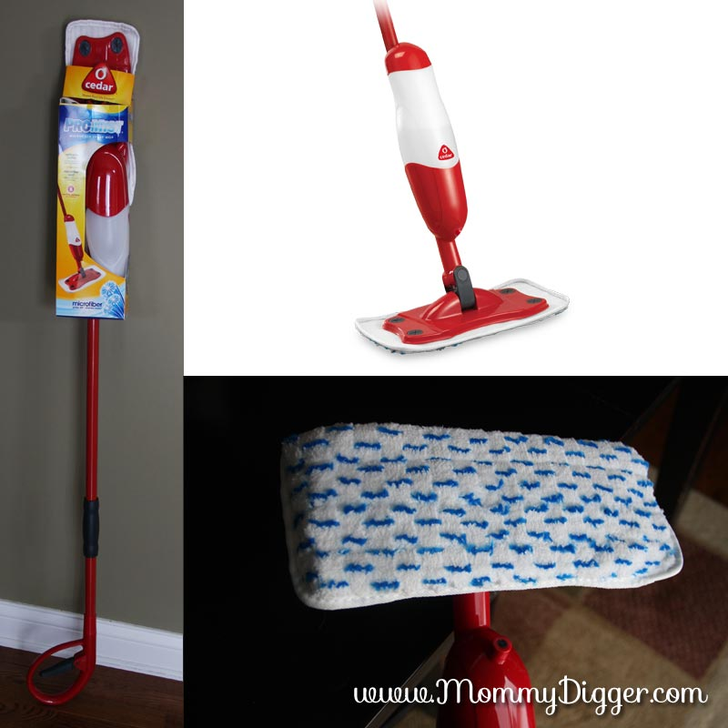O'Cedar ProMist Spray Mop Review