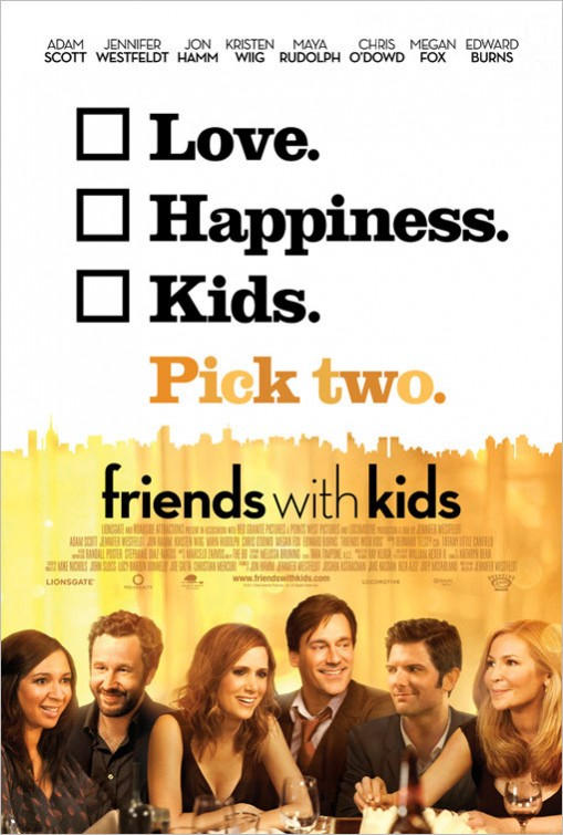 Friends With Kids Movie Review