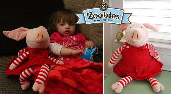 Zoobies Storytime Pals Featured