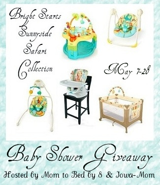 Bright Starts Ultimate Baby Shower Event