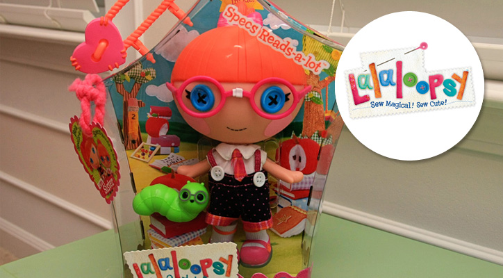 Lalaloopsy Littles Review & Giveaway