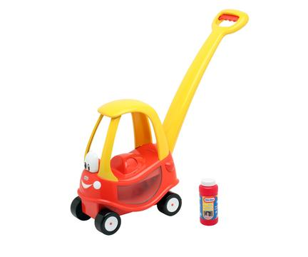 Cozy Coupe Go Bubbles