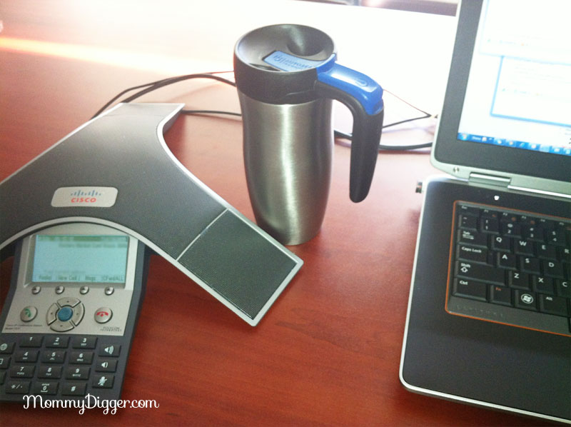 Contigo Randolph Travel Mug Review