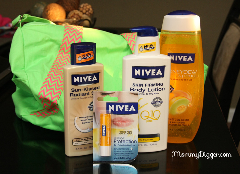 NIVEA Summer Skin Care