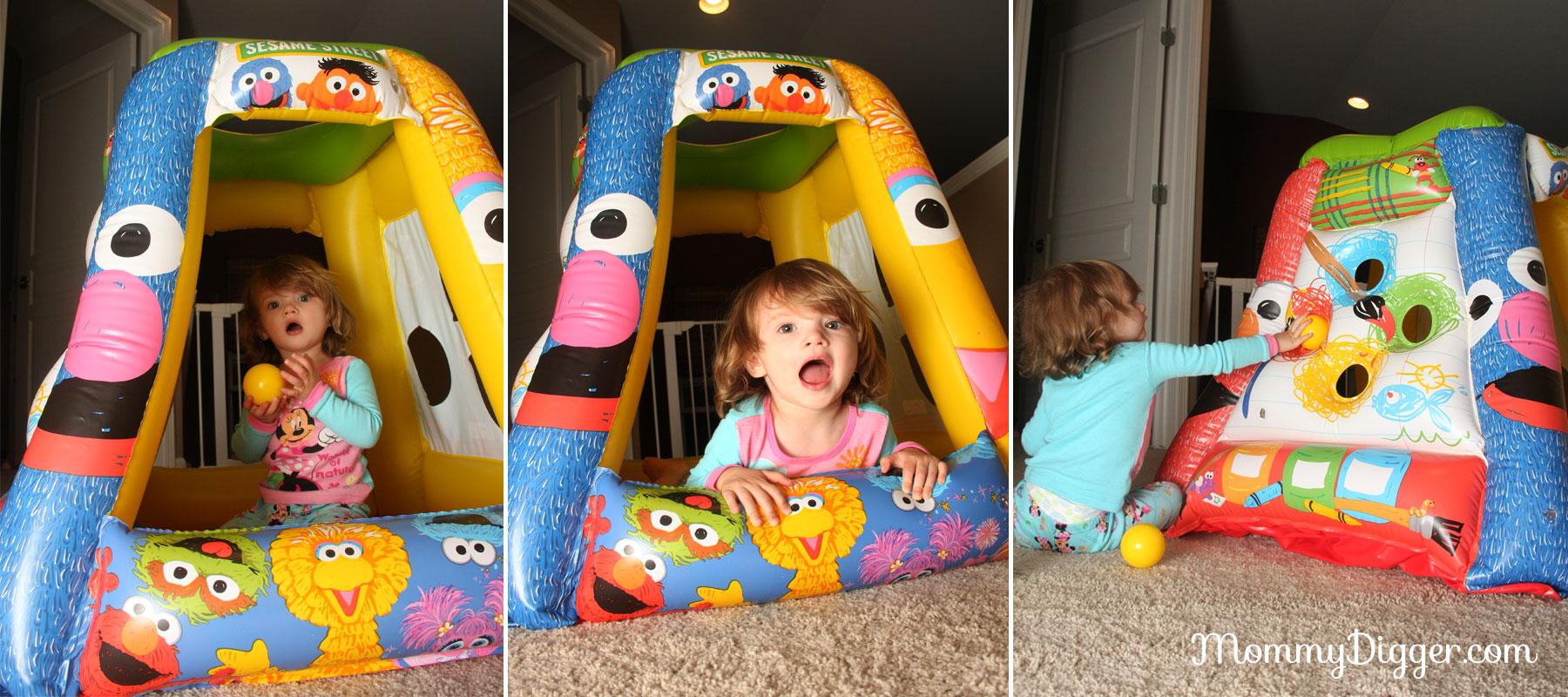 Sesame Street Ball Pit Review
