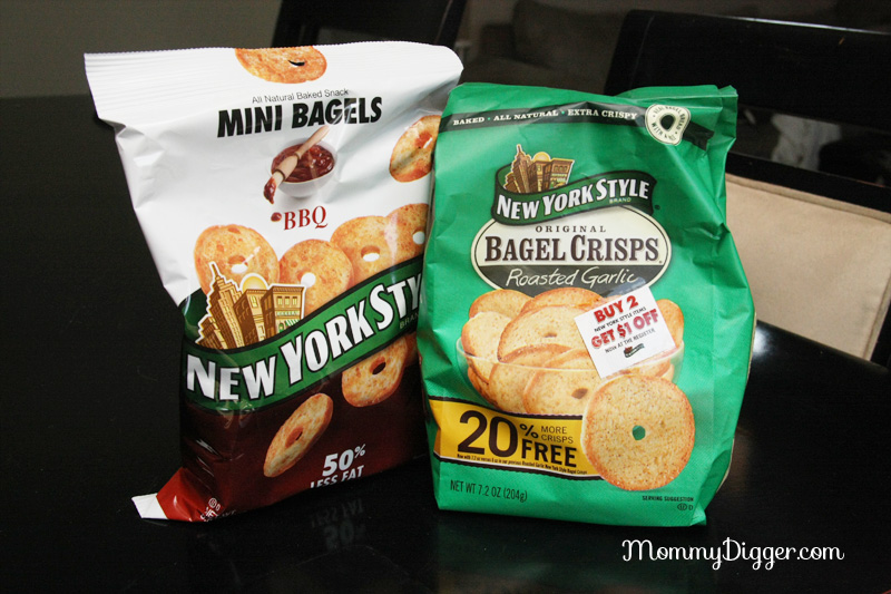 New York Bagel Crisps Review