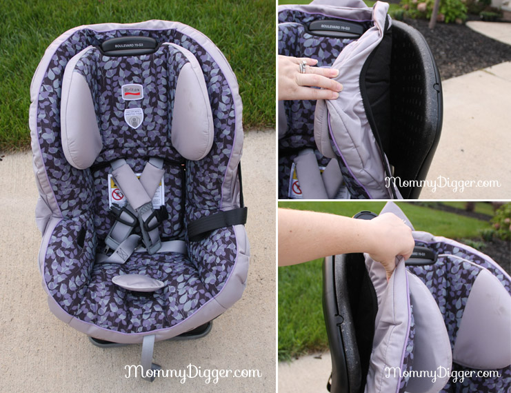 Britax Boulevard 70-G3 Review