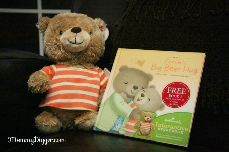 Interactive Storytime Buddy Cooper Review