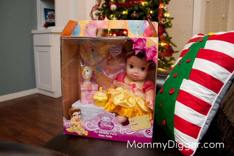 Baby Belle Birthday Doll Review