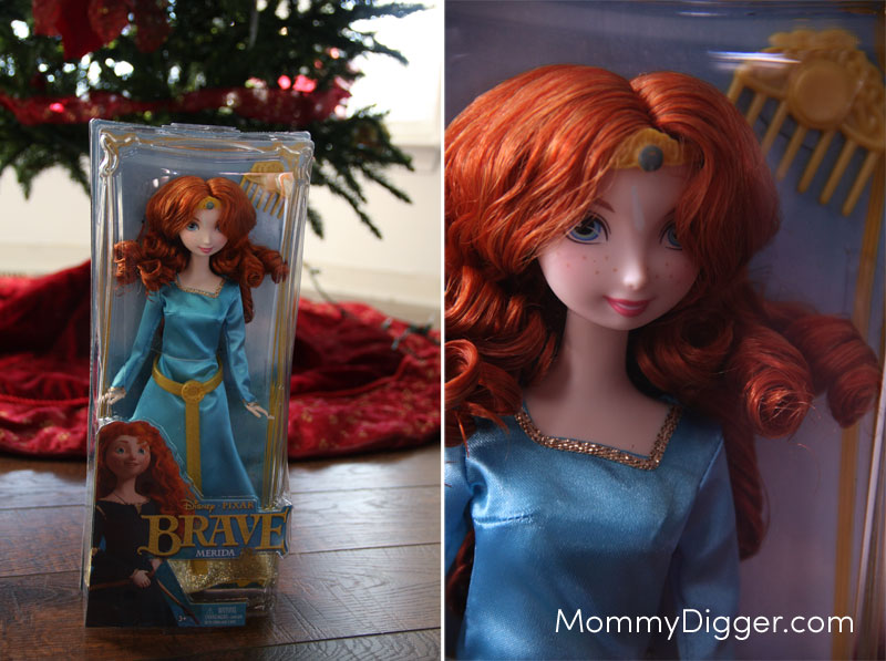 Disney Brave Merida Doll Review