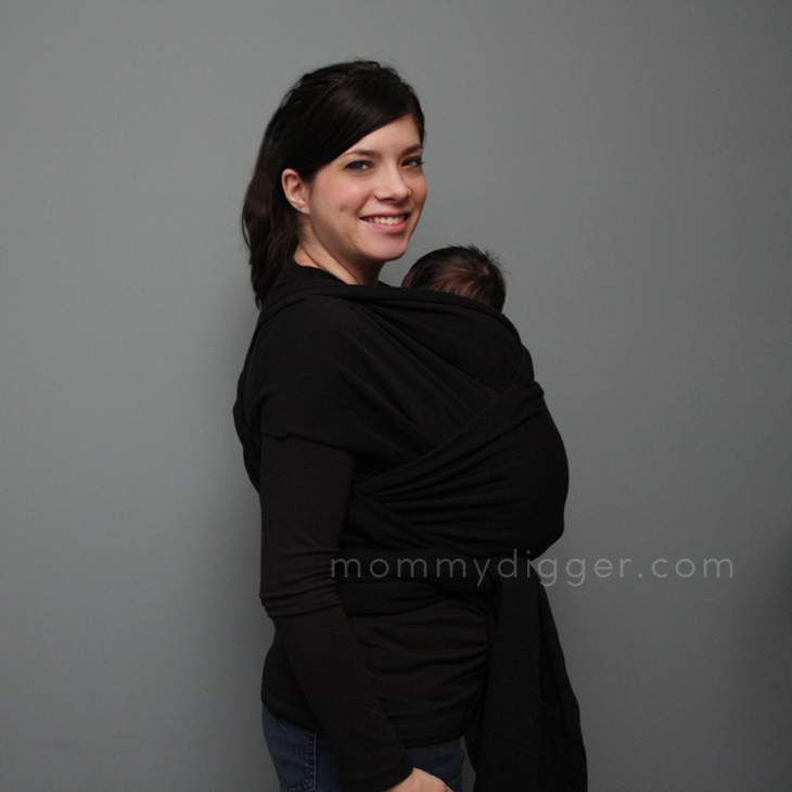 Boba Baby Wrap Review