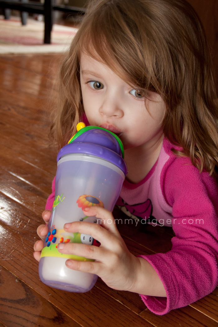 Nuby Insulated No-Spill Flip-It Cup Review