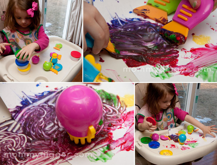Finger Paint Fun Kit Review