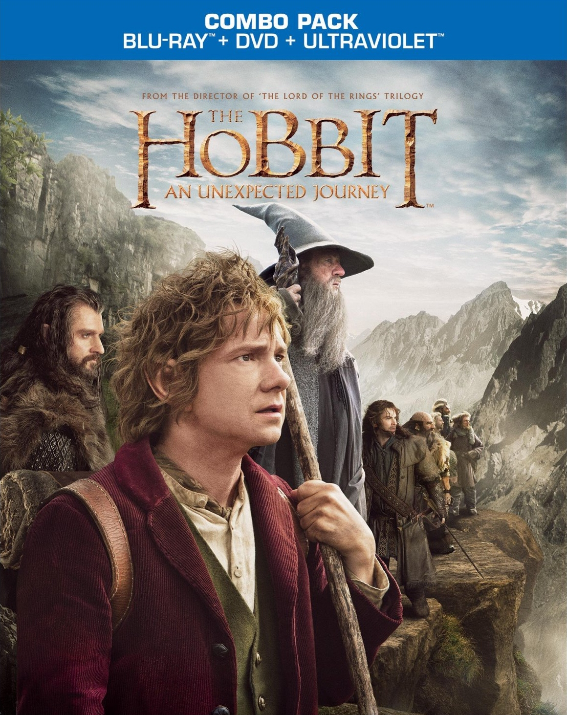 The Hobbit Blu-Ray Combo Pack