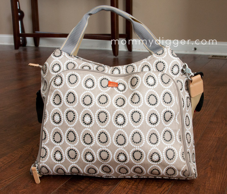 PacaPod Baby Bag Review