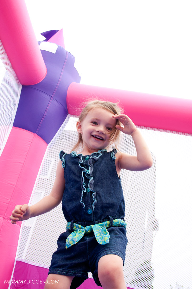 Princess of the Bounce House