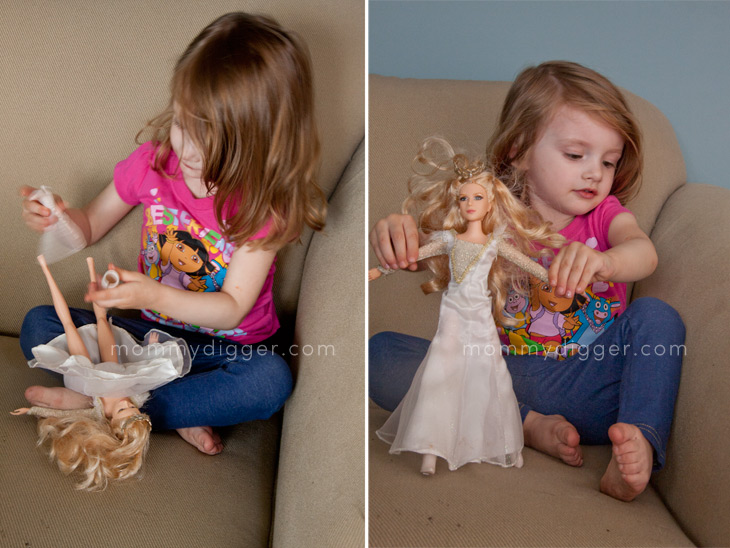 Oz the Great and Powerful Tollytots Doll Review