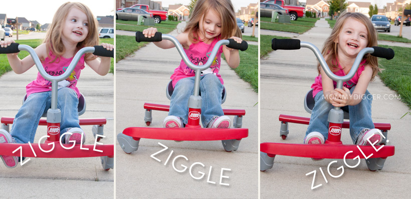 Radio Flyer Ziggle Review