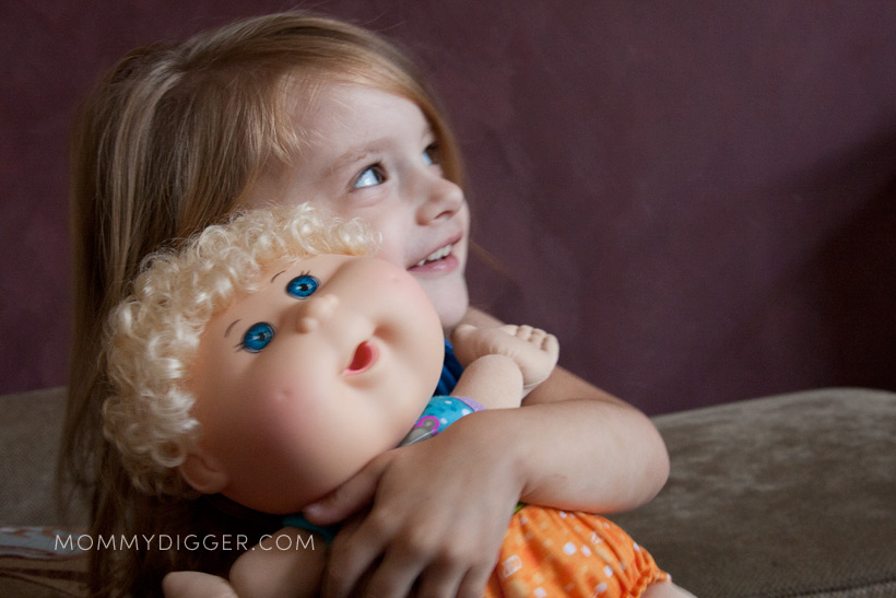 Cabbage Patch Doll Review