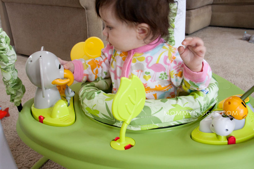 Evenflo Exersaucer Review