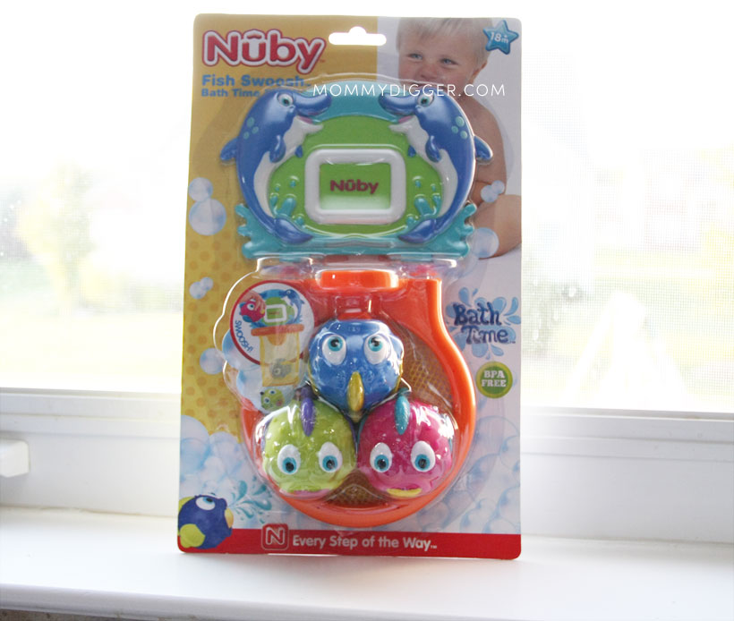 Nuby Fish Swoosh Review