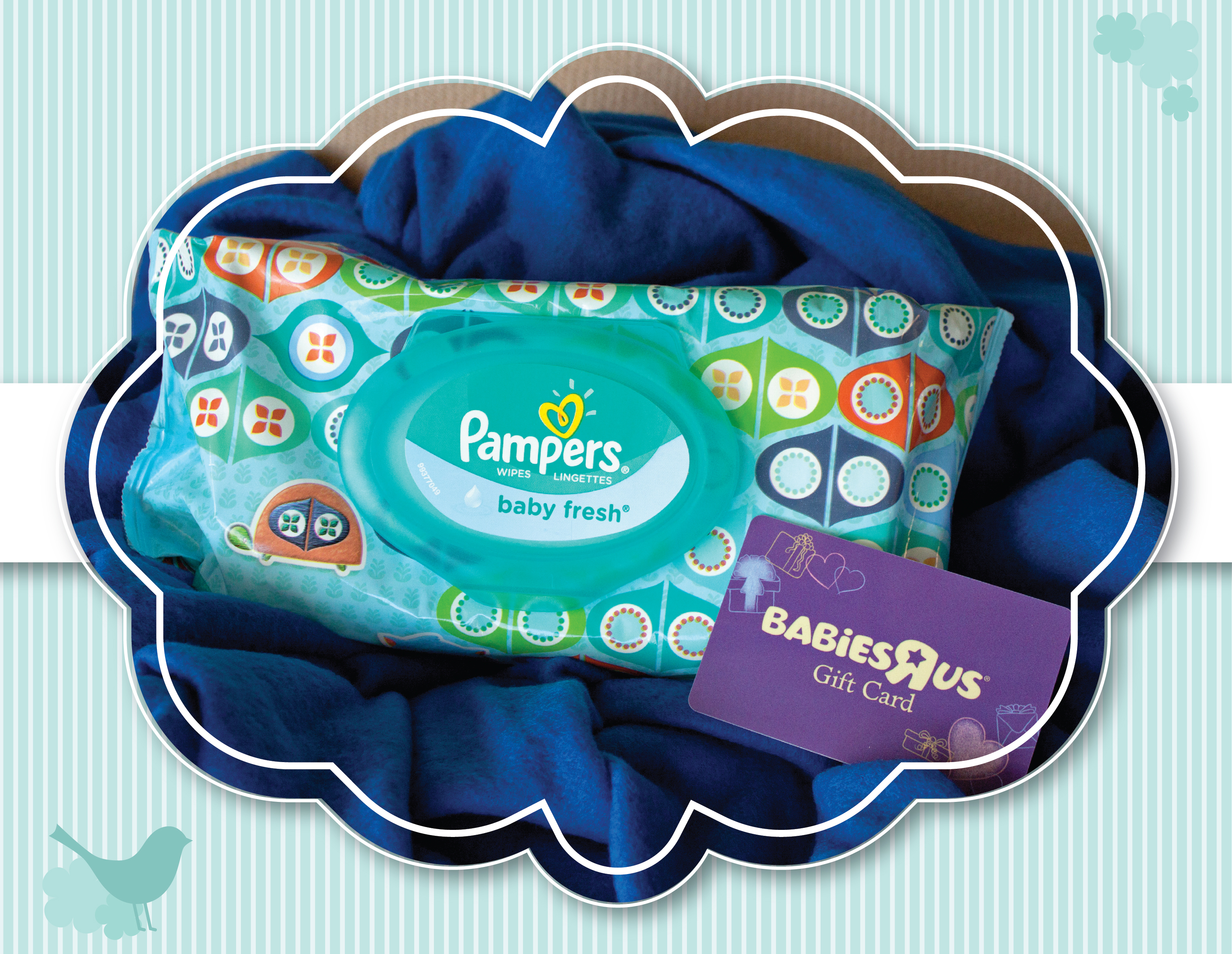 Pampers Swaddlers at Babies R Us