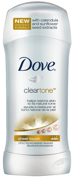 Dove Clear Tone Deodorant