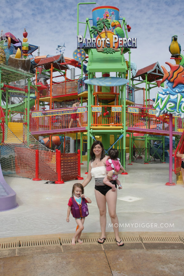 MommyDigger at CoCo Key Orlando Water Park