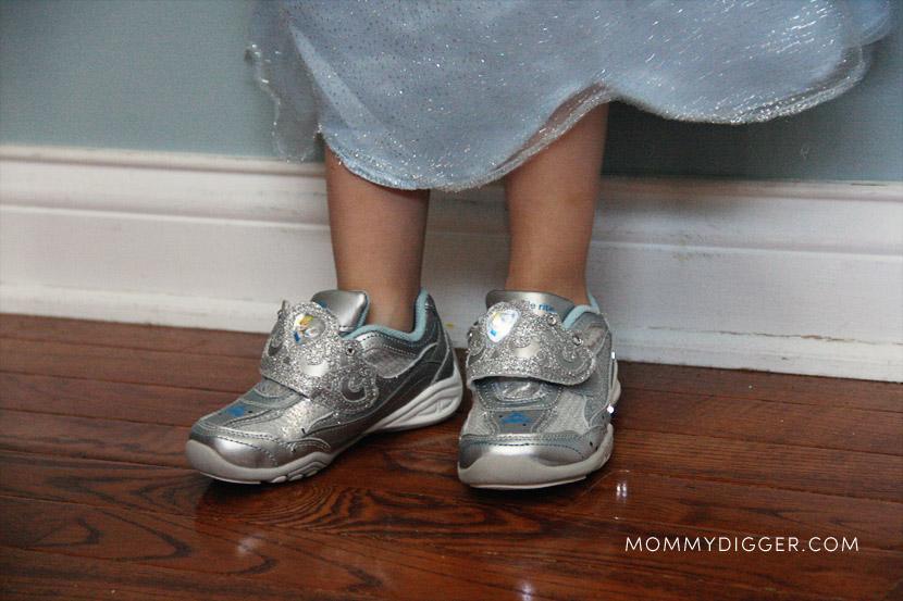 Stride Rite Cinderella Shoes