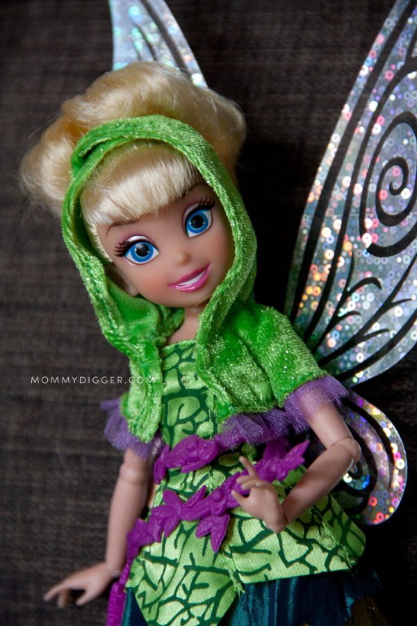 Disney Fairies Pixie Party Fashion Dolls Review
