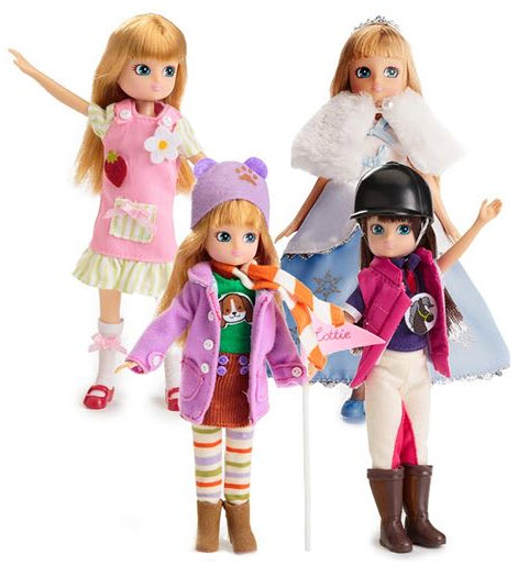 Lottie Fashion Dolls