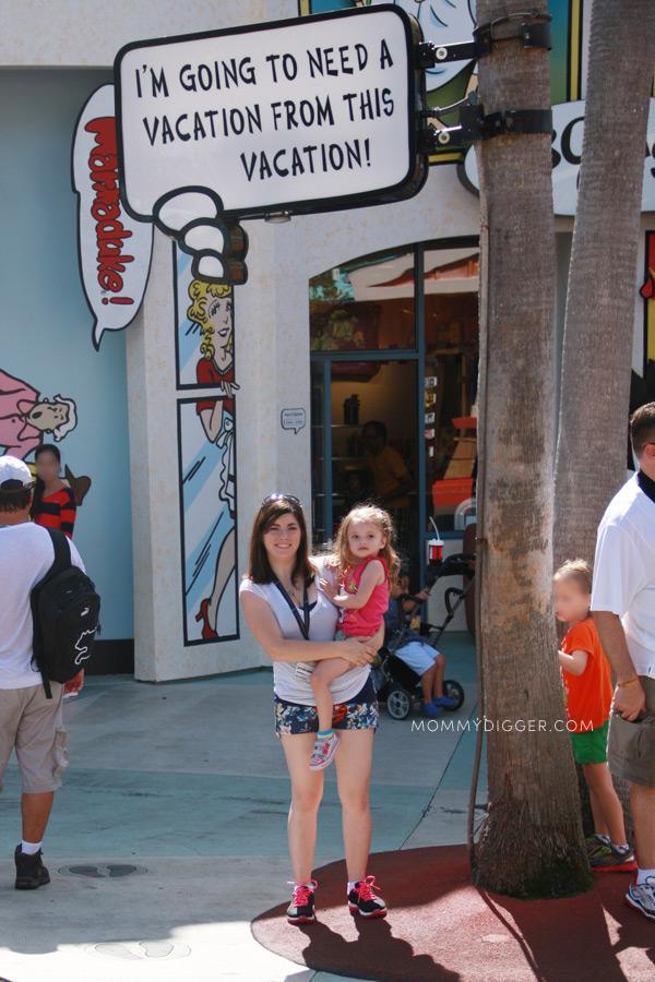 Universal Studios Islands of Adventure Review