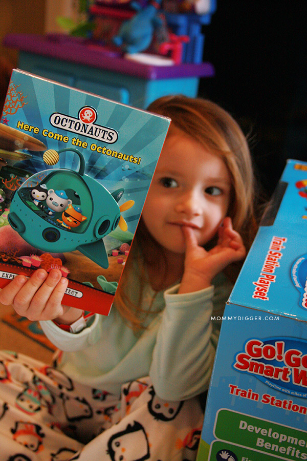 Octonauts DVD Review & Giveaway