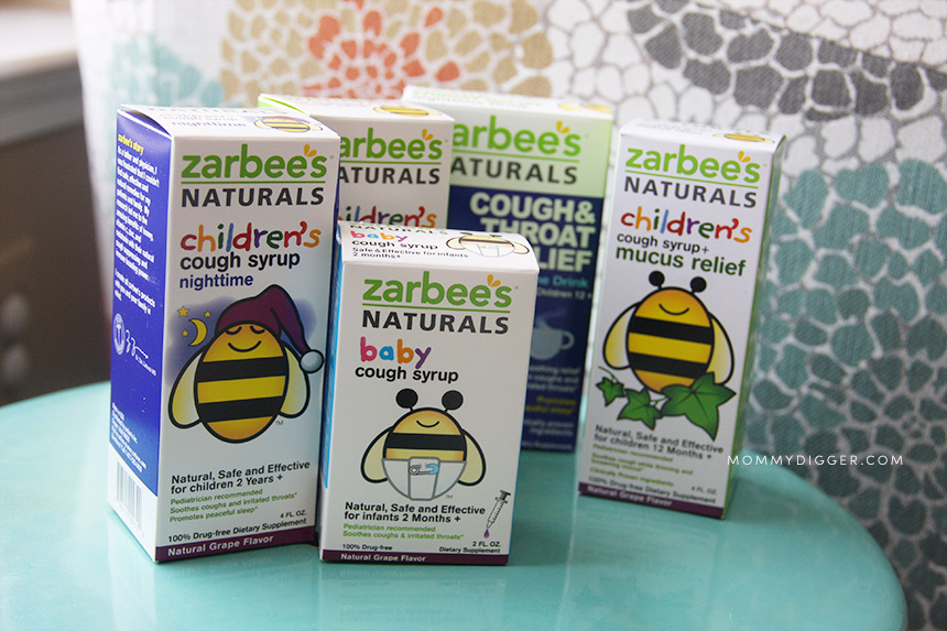 Zarbee's All Natural Cough Medicine for Kids